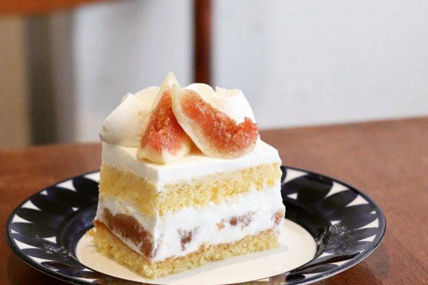 2日間限定『いちじくのショートケーキ』