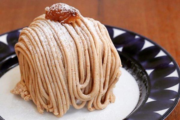 〔今日限定〕モンブラン&ベイクドチーズケーキ