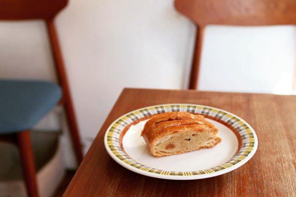 素朴な美味しさ♪マロンパイ