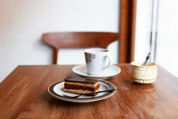 [2月のスイーツ]フランス菓子の大定番 オペラ