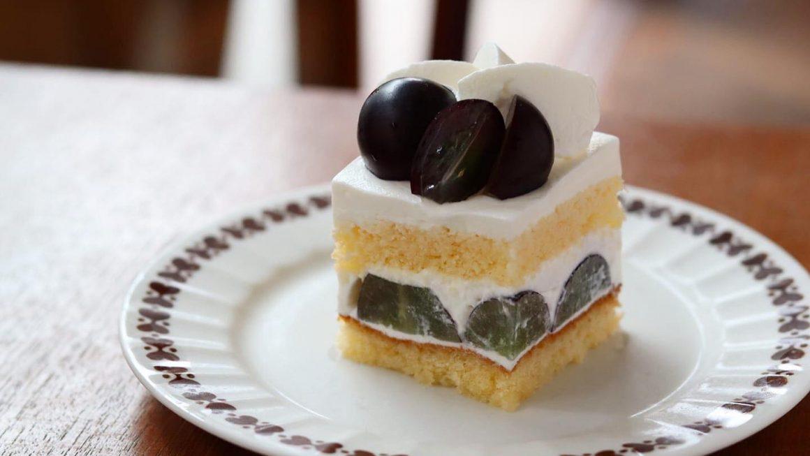 ナガノパープルのショートケーキ始まりました♪