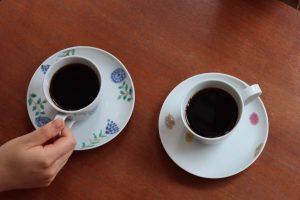 mui おいしいコーヒー