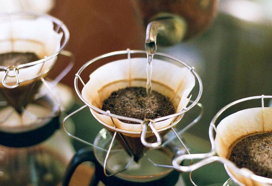 美味しいコーヒーの入れ方と、新豆ぞくぞく入荷♪