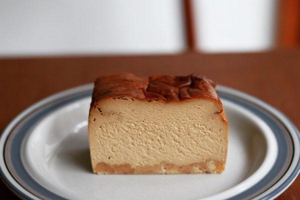 モカチーズケーキがさらに美味しくなりました♪