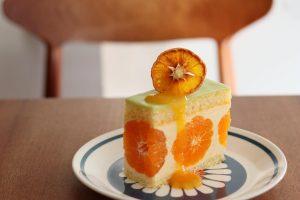 みかんのケーキ mui