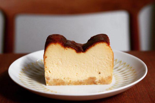 更においしくなりました!ベイクドチーズケーキ