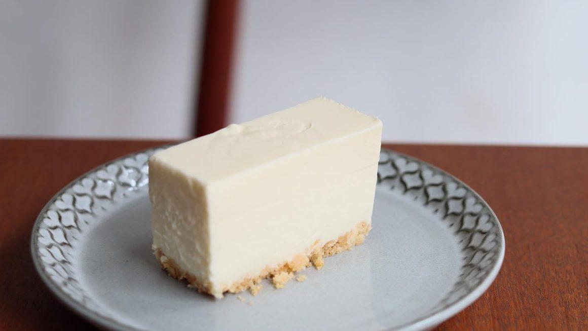 muiで人気のレアチーズケーキ