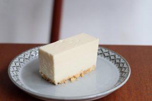 mui レアチーズケーキ