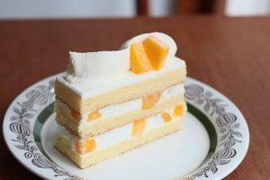 mui マンゴー ショートケーキ