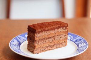 mui トリュフチョコレートケーキ