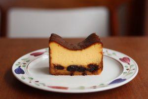 mui ベークドチーズケーキ