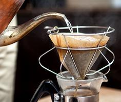おいしいコーヒーの淹れ方